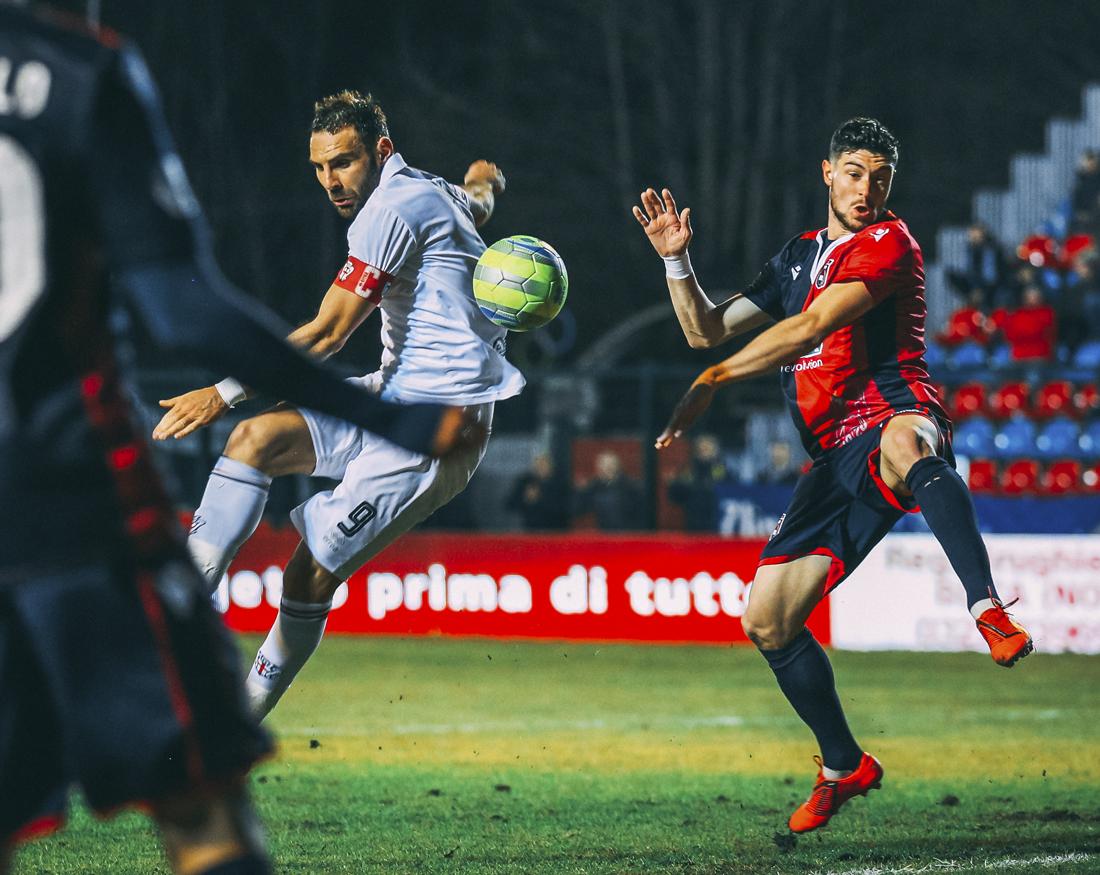 Gozzano calcio portfolio Claudio Bellosta