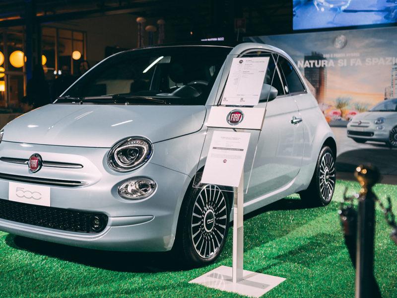Claudio Bellosta portfolio Fiat 500