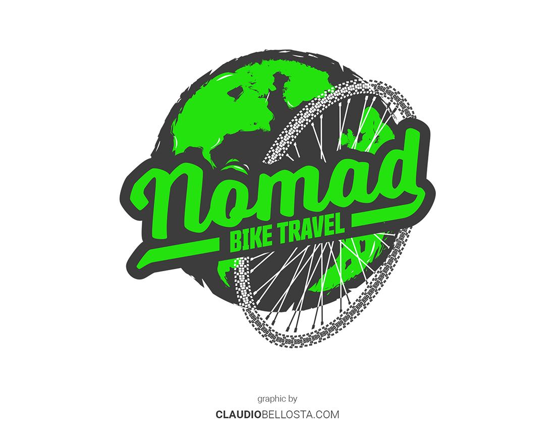 Nomad Bike Travel portolio Claudio Bellosta studio