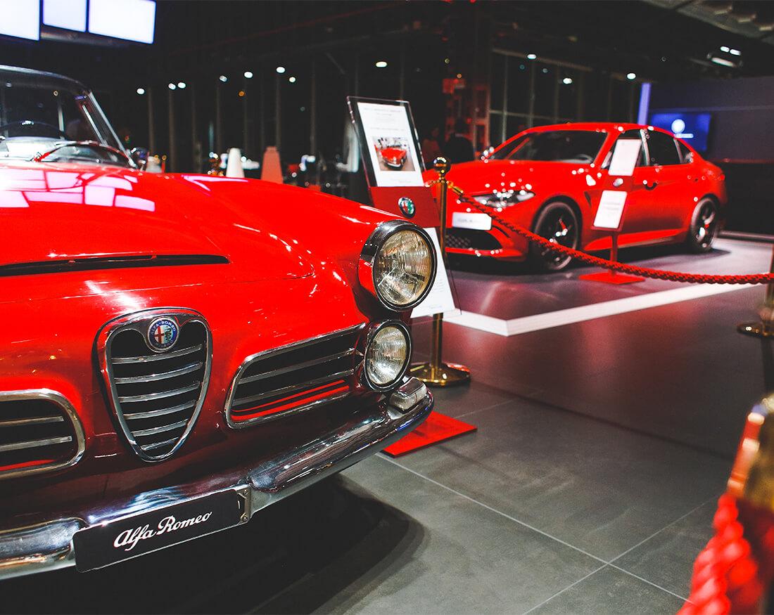 Alfa Romeo portfolio Claudio Bellosta
