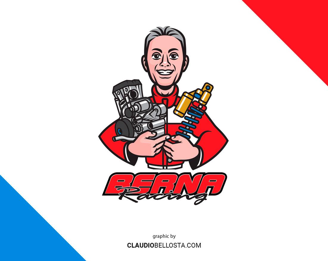 Berna Racing portfolio Claudio Bellosta
